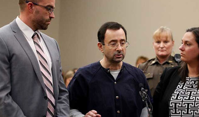 OMG Gymnastics-related doctor gets 175 years in US- India TV