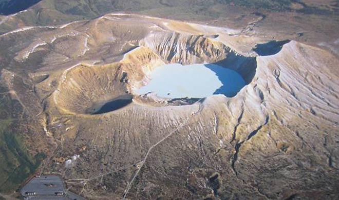 Four people injured one missing in Japan due to volcanic...- India TV