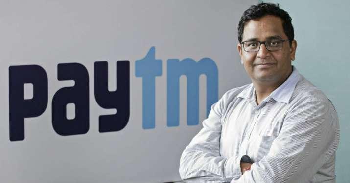 Vijay Shekhar Sharma- India TV Paisa