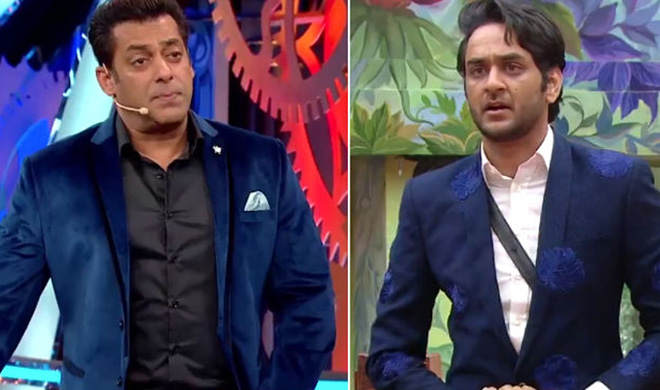 Salman Khan- Vikas Gupta - India TV
