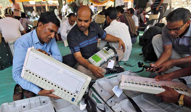 votes counting- India TV
