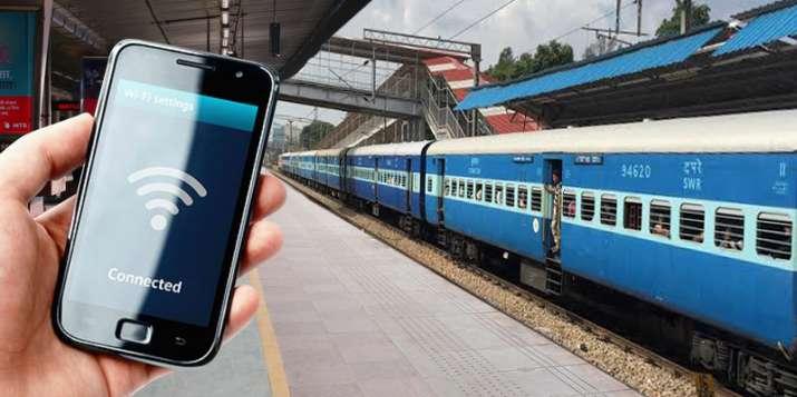Wi-Fi on Railway Stations- India TV Paisa