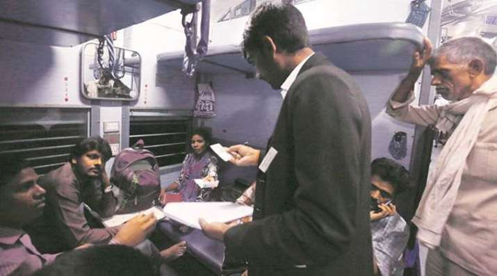 Without ticket passengers Indian Railway- India TV Paisa