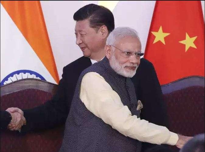 Xi Jinping and Narendra Modi- India TV Paisa