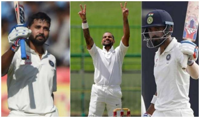 मुरली विजय, शिखर धवन और...- India TV