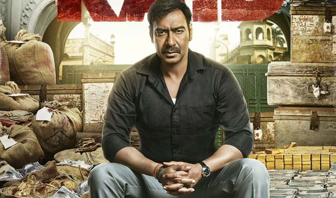 Ajay Devgn- Khabar IndiaTV