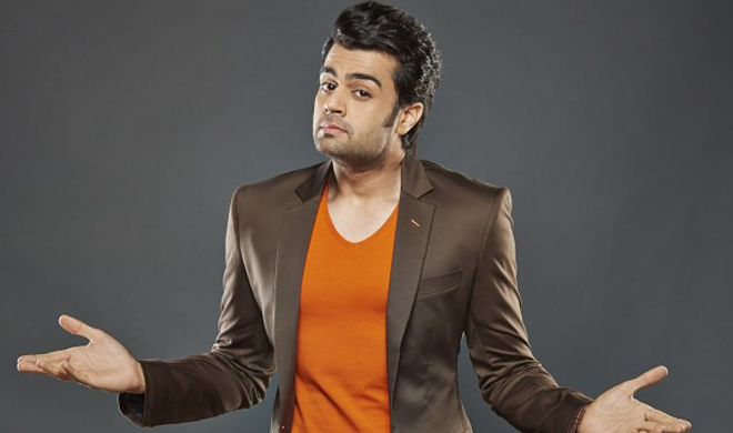 Manish Paul- Khabar IndiaTV