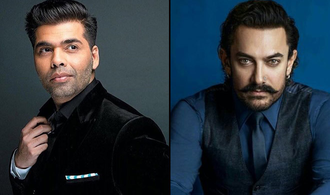 Aamir khan Karan johar- India TV