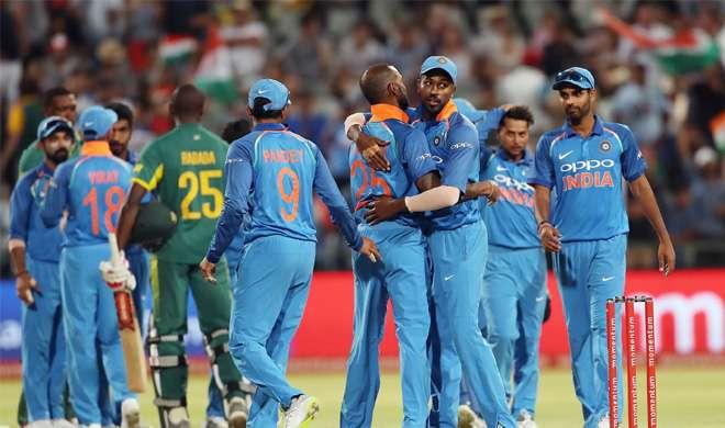भारतीय क्रिकेट टीम- Khabar IndiaTV