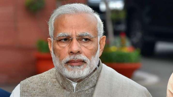 modi- India TV
