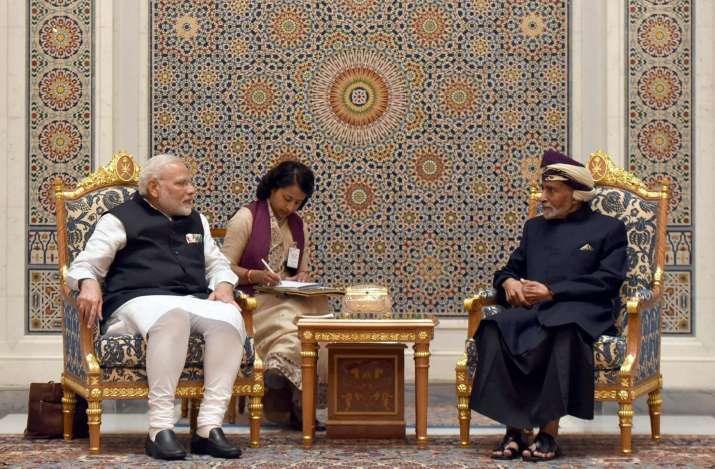 PM Modi in Oman- India TV Paisa