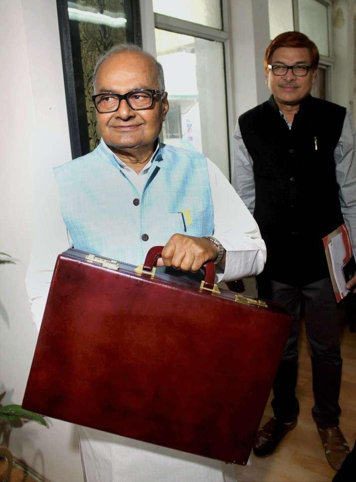 MP Budget- IndiaTV Paisa