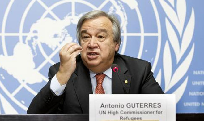 Antonio Guterres | AP Photo- Khabar IndiaTV