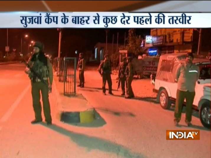 आर्मी कैंप- Khabar IndiaTV