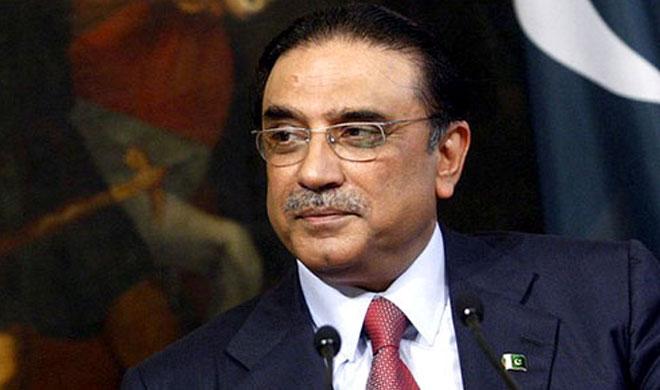 asif ali zardari- India TV