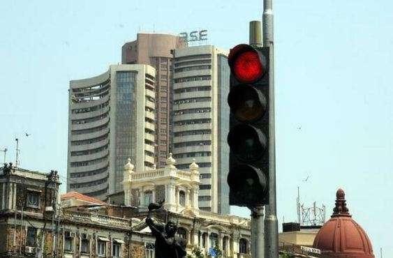 Sensex falls- India TV Paisa