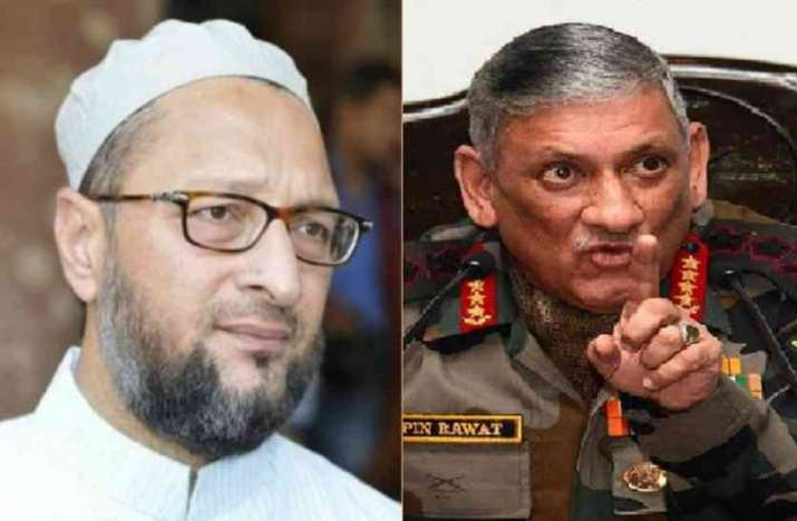 Asaduddin-Owaisi-says-it-s-not-Army-chief-s-job-to-comment-on-political-parties- India TV