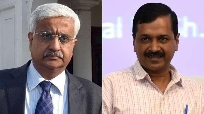 Delhi-11-people-were-present-at-CM-Arvind-Kejriwal-residence-when-Anshu-Prakash-was-beaten- India TV