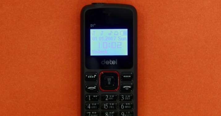 Detel D1 Plus Feature Phone- India TV Paisa