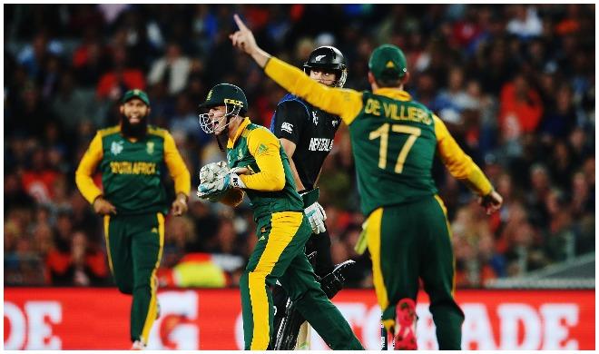 दक्षिण अफ्रीकी टीम- Khabar IndiaTV