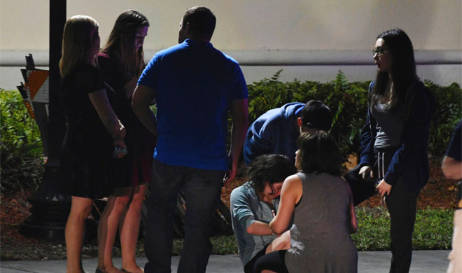 Florida Shooting | AP Photo- India TV