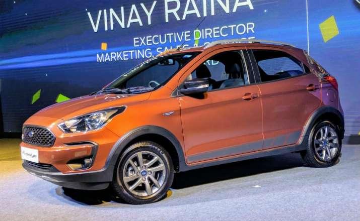 Ford figo - India TV Paisa