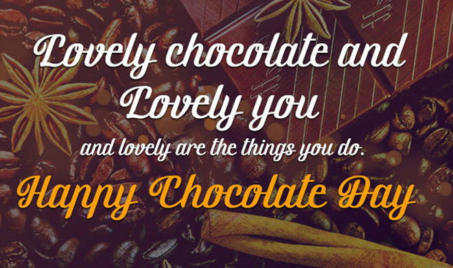 happy chocolate day 2018- Khabar IndiaTV