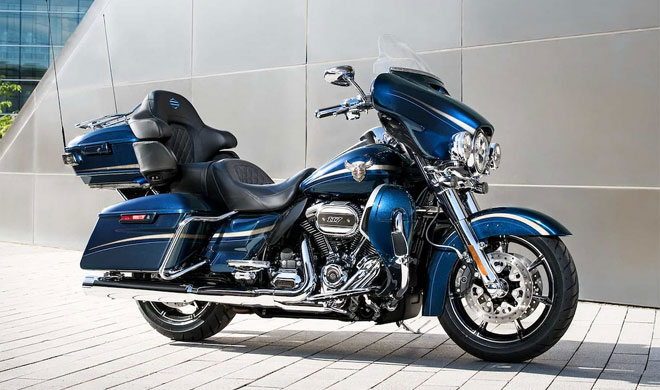 Harley Davidson CVO Touring- Khabar IndiaTV