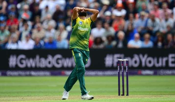 विश्व कप के बाद वनडे क्रिकेट को अलविदा कह देंगे इमरान ताहिर - India TV