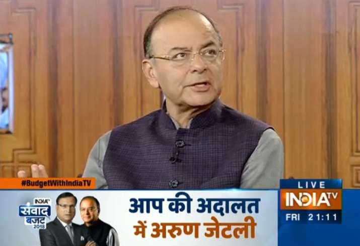 Arun Jaitley- IndiaTV Paisa