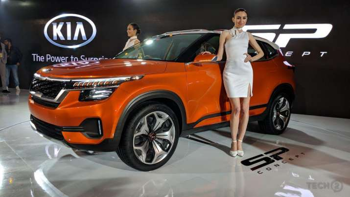 Kia Motors SP SUV Concept- India TV Paisa