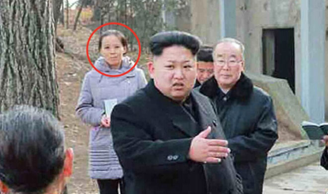 Kim Jong Un and Kim Yo-jong | AP Photo- Khabar IndiaTV