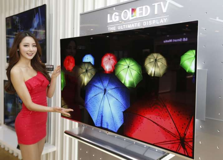 LG OLED TV- India TV Paisa