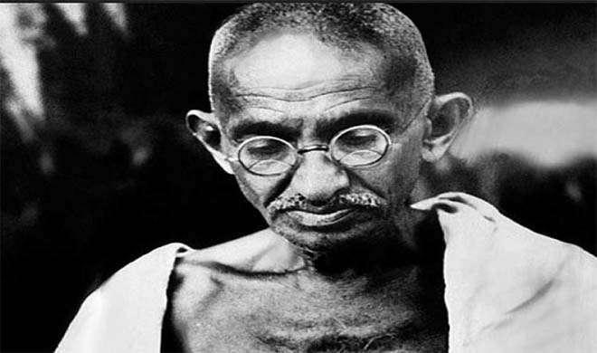 Mahatma gandhi- India TV