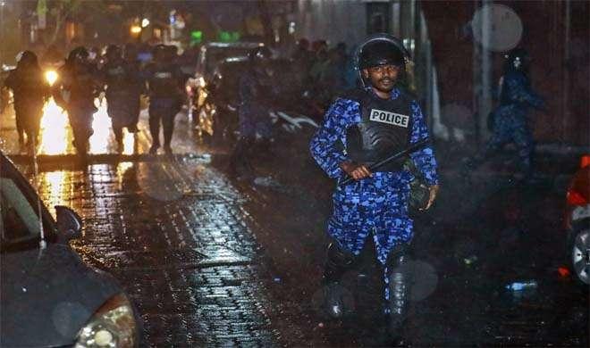 Maldive- India TV