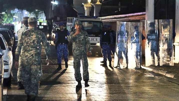 Maldives-president-declares-emergency-detains-former-president- Khabar IndiaTV
