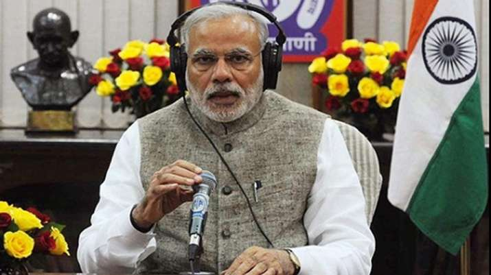 Mann-Ki-Baat-PM-Modi-to Address-Nation-today- India TV