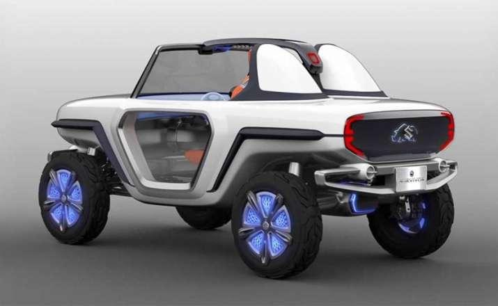 e-SURVIVOR by Maruti Suzuki at Auto Expo- IndiaTV Paisa