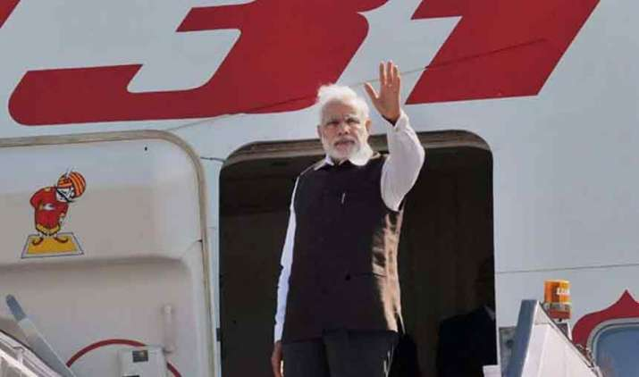 PM-Modi-to-leave-on-3-nation-tour-today-will-lay-foundation-stone-of-a-temple-in-UAE- Khabar IndiaTV