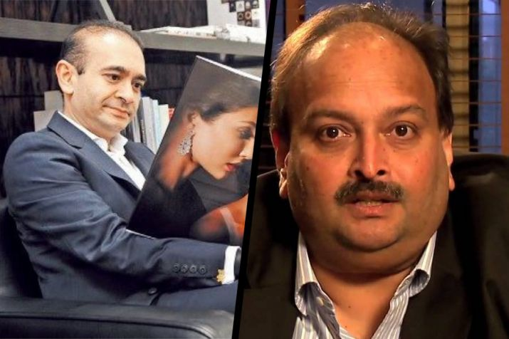 Nirav modi mehul choksi- India TV