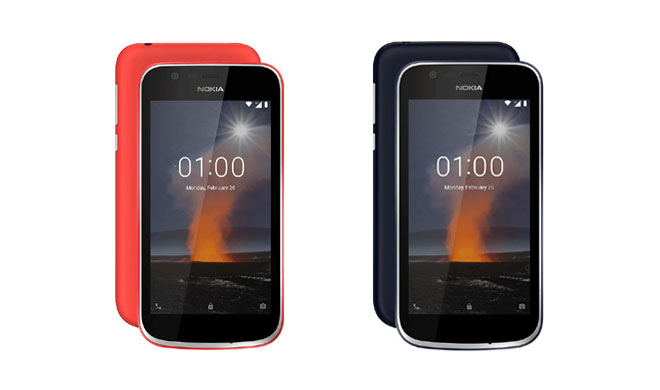 Nokia 1 with Android Go launched at MWC 2018- India TV