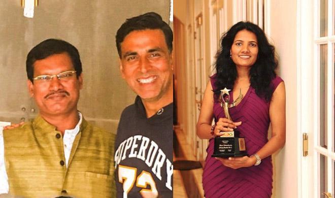 padwomen maya padman and akshay kumar- India TV