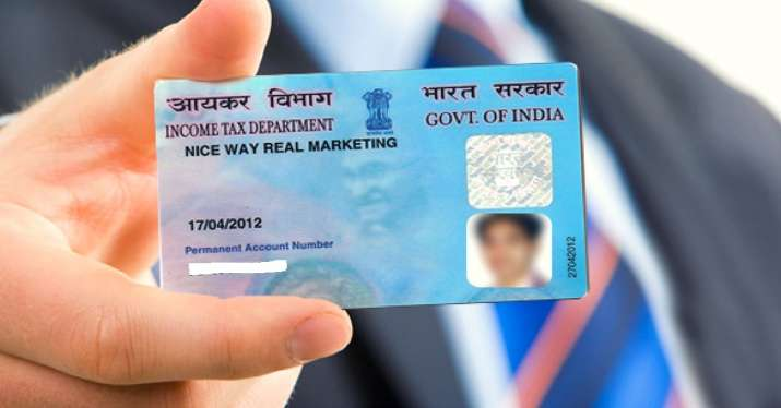 Pan Card- IndiaTV Paisa