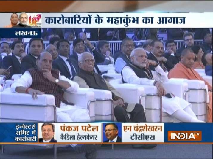 UP Investors Summit 2018- India TV Paisa