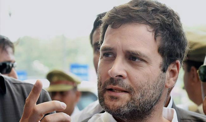 Rajasthan Elections Rahul Gandhi's schedule for next 100 days finalised | PTI Photo- India TV