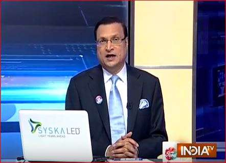Rajat Sharma, Rajat Sharma blog- India TV