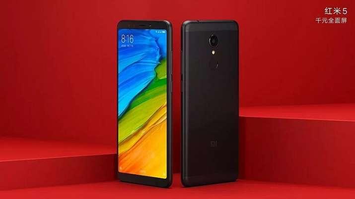 Xiaomi Redmi 5- India TV Paisa