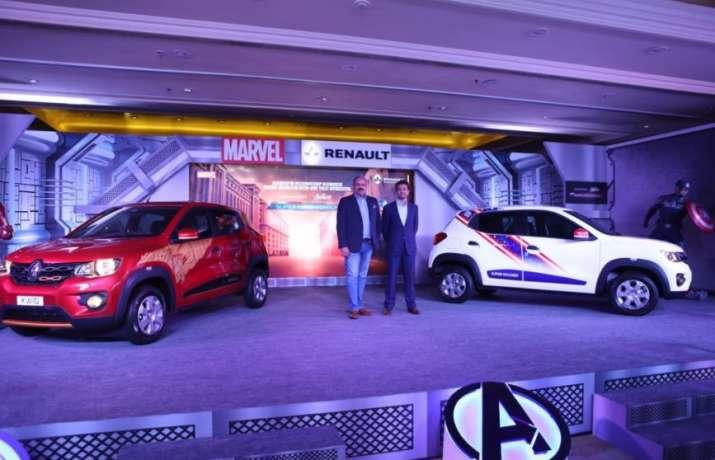 Renault Kwid - IndiaTV Paisa