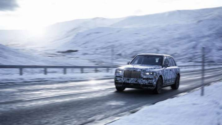 Rolls Royce Cullinan- India TV Paisa