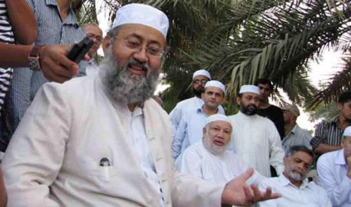 Ayodhya-dispute-Amarnath-Mishra-says-Salman-Nadvi-demanded-money-for-mosque- India TV